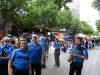 Preparing for the Australia Day People\'s March