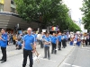 About to step of at Austrlia Day People\'s March